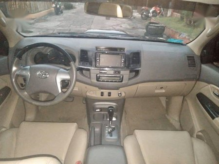 2013 Toyota Fortuner for sale in Las Pinas