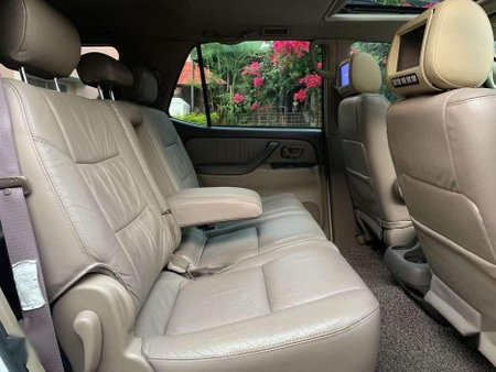 2002 Toyota Sequoia for sale in Manila