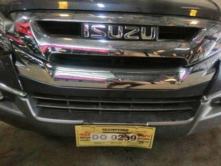 2018 Isuzu Mu-X for sale in Quezon City