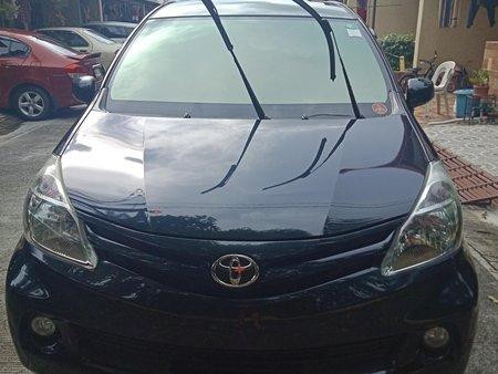 Toyota Avanza 2014 Model