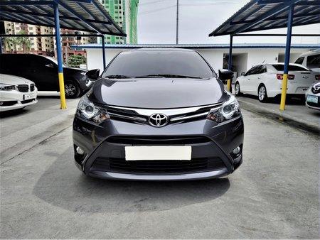 2016 Toyota Vios 1.5 G Gas Automatic