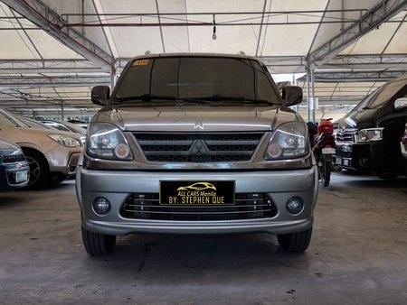 2016 Mitsubishi Adventure GLS Sport Diesel Manual