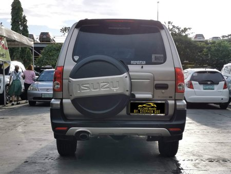2013 Isuzu Sportivo X AT Turbo Diesel