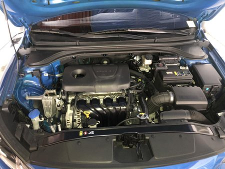 RUSH 2018 Hyundai Elantra GL like automatic