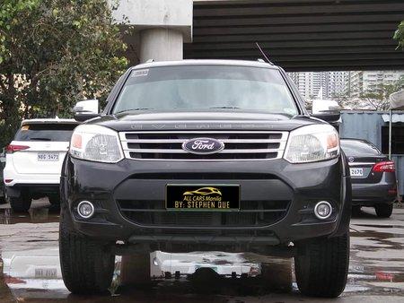 2013 Ford Everest 4x2 2.5L Diesel