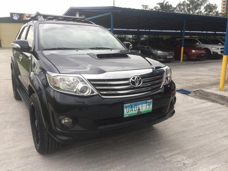 Selling Used Toyota Fortuner G 2013 in Pasay