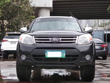 2013 Ford Everest 4x2 2.5L Diesel Automatic