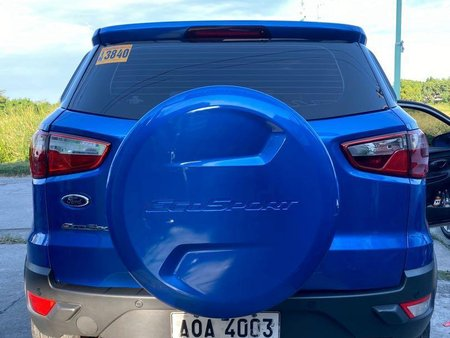 2nd-hand Ford Ecosport 2015 for sale in Bacoor