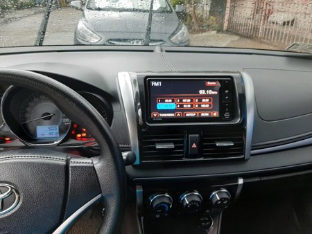 2nd-hand Toyota Vios 2016 for sale in Las Piñas