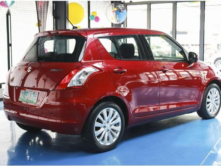 Sell 2012 Suzuki Swift Hatchback in Quezon City