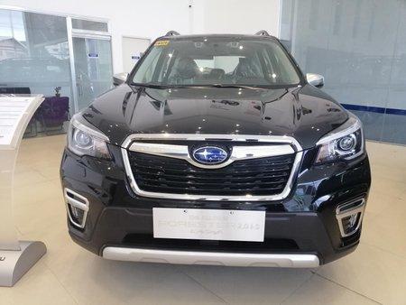 Selling Black Subaru Forester 2019 in Cainta