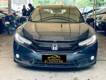 2017 Honda Civic RS Turbo 1.5L Automatic Top of the line