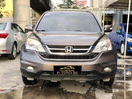 2010 Honda CRV 4x4 Automatic Gas