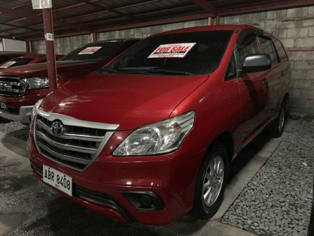 Toyota Innova 2016 for sale in Quezon City