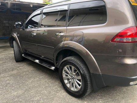 Mitsubishi Montero Sport 2014 for sale in Solano