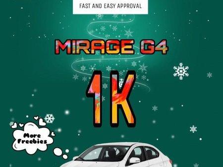 2019 Mitsubishi Mirage G4 for sale in Manila