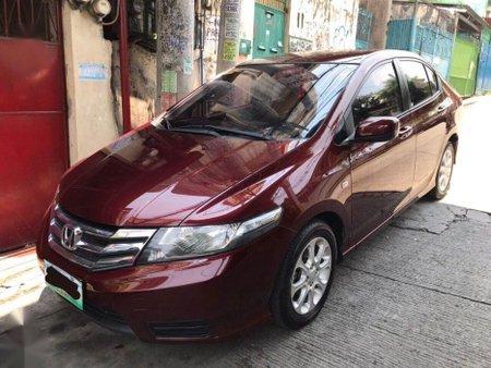 2013 Honda City for sale in Quezon City