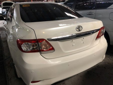 2013 Toyota Corolla Altis for sale in Quezon City