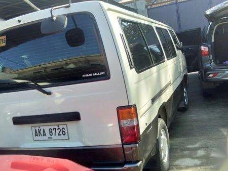 2015 Nissan Urvan for sale in Quezon City