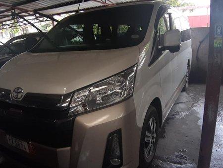 2019 Toyota Hiace GL Grandia Newlook in Quezon City