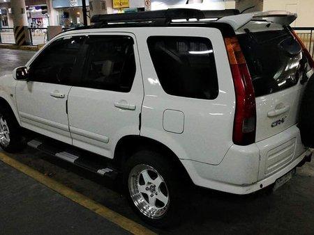 Honda CRV 2003 Automatic
