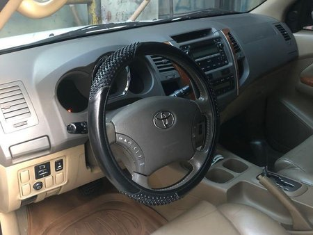 2009 Toyota Fortuner for sale in Mandaluyong