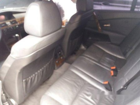 Silver BMW 530D 2007 for sale in Pasig