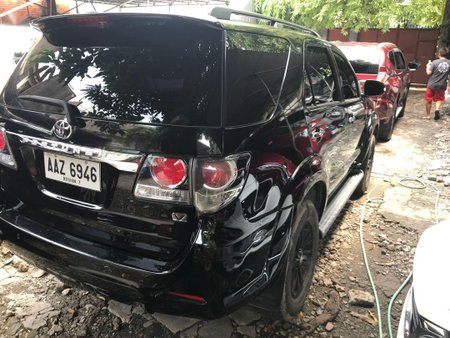 2015 Toyota Fortuner for sale in Quezon City