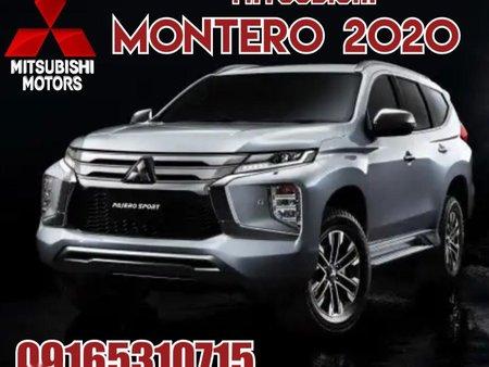 2020 Mitsubishi Montero Sport for sale in Caloocan