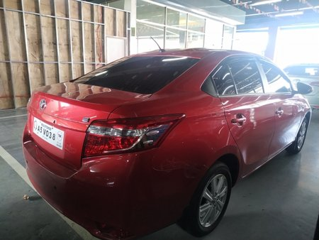 Selling Toyota Vios 2018 Sedan Automatic Gasoline at 12907  km