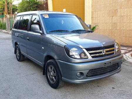 Used 2017 Mitsubishi Adventure GLX at 35000 km for sale