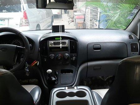 White 2013 Hyundai Grand Starex at 45000 km for sale