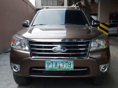 2011 Ford Everest Automatic Diesel for sale