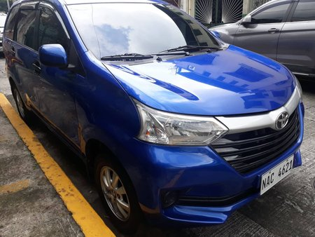 Toyota Avanza E 2017 Manual for sale
