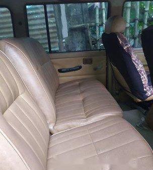 Selling Blue Nissan Patrol 1993 at 100000 km