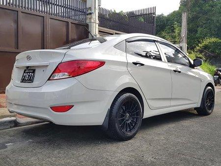 2016 Hyundai Accent Automatic Gasoline