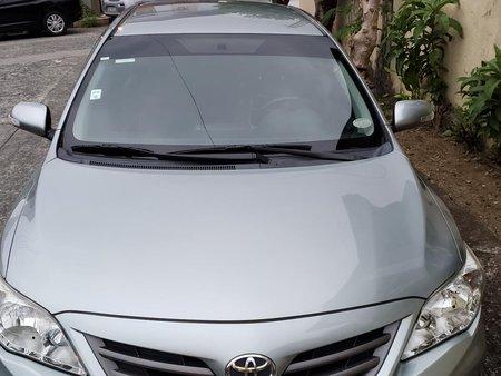 2012 Toyota Corolla Altis 1.6 G Manual