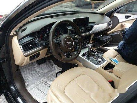 Selling Black Audi A6 2012 Automatic Gasoline