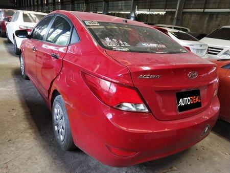 Hyundai Accent 2016 Sedan Manual Gasoline for sale