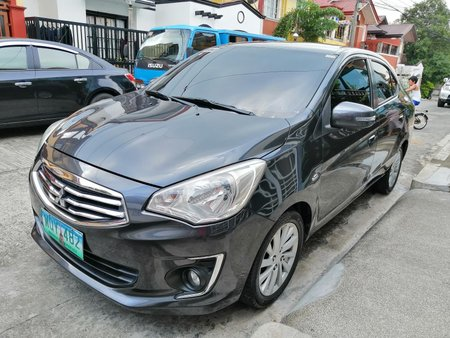 2014 Mitsubishi Mirage G4 Gls Automatic for sale in San Mateo