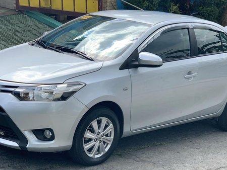 Toyota Vios E Dual Vvti 2017