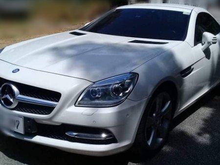 Used 2012 Mercedes Benz Slk200