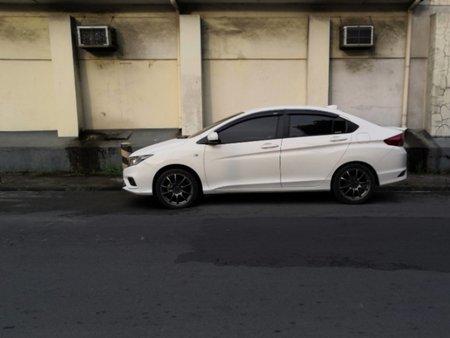 White 2018 Honda City E Automatic for sale in Quezon City