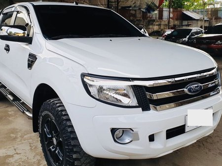 2013 Ford Ranger 4X2 XLT AT in Cagayan de Oro