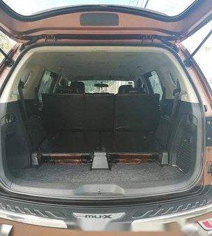 Brown Isuzu Mu-X 2015 for sale Talisay