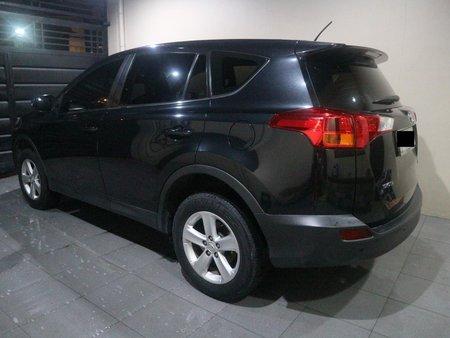 Toyota Rav4 4x2 Extreme Black