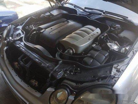 Silver Tata E220 2002 Automatic Gasoline for sale