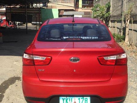 Kia Rio 2012 1.4 A/T lady driven & with low mileage
