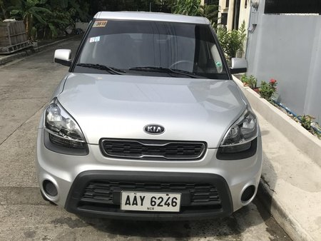 Selling 2014 Kia Soul in Quezon City