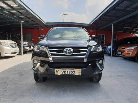 Toyota Fortuner 2016 G Diesel Automatic
